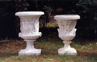 Prodotti - Vasi per esterno in cemento ...